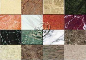 انواع سنگ مرمریت در بازار سنگ ایران