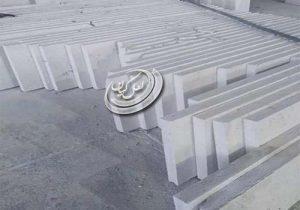ارزانترین سنگ تراورتن برای پله